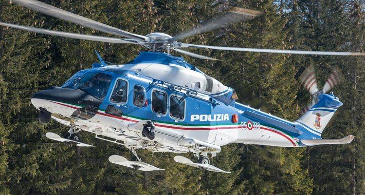 AW139 Polizia Leonardo di Stato