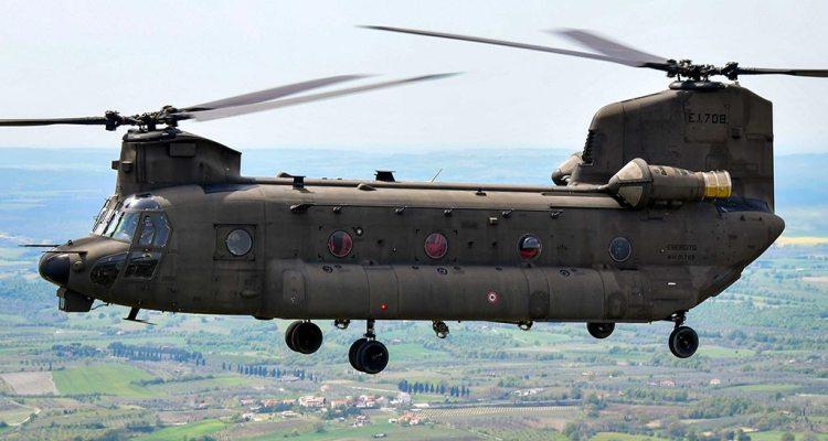 CH-47F Chinook Esercito Italiano