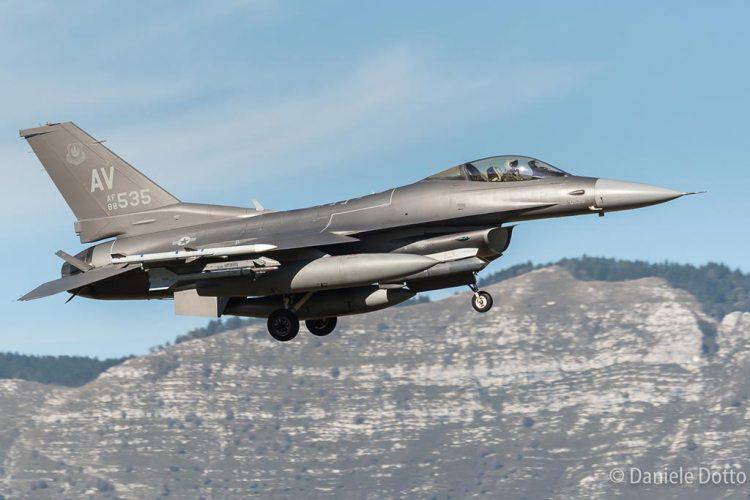F-16 Have Glass V
