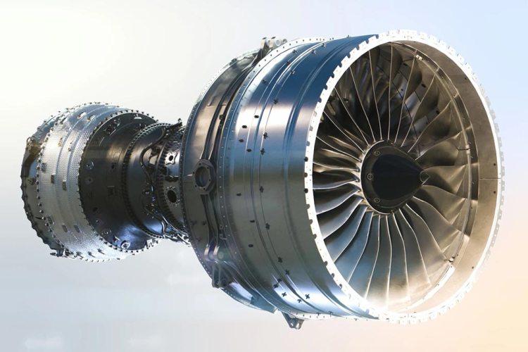 Dassault Aviation Falcon 10X motore