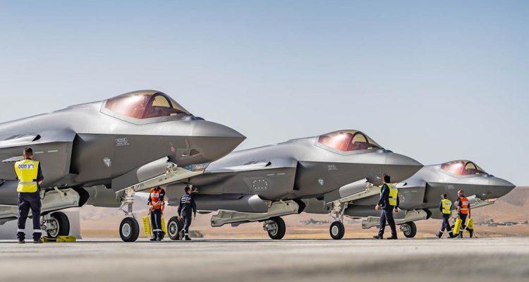 F-35I Adir israele