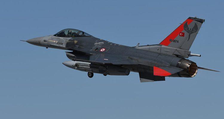 F-16 Aeronautica Militare Turca