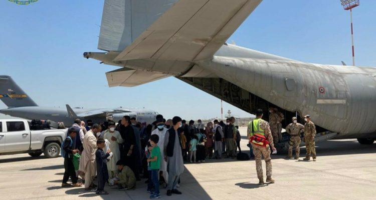 Afghanistan C-130J Aeronautica Militare