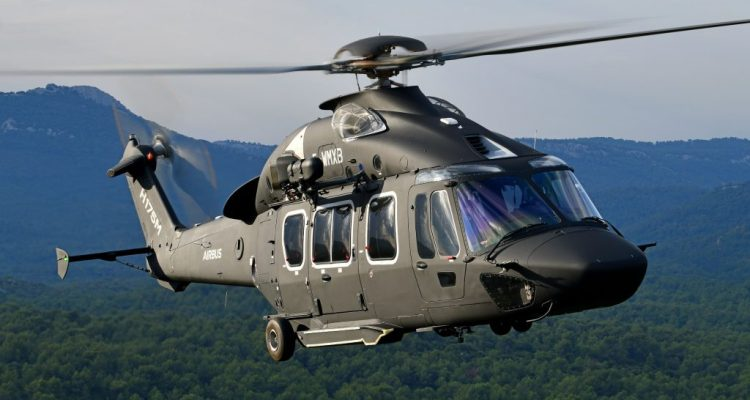 Airbus Helicopters H175M