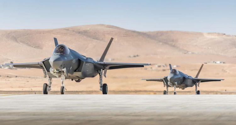 F-35 Adir israele