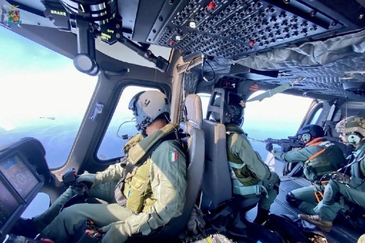 Esercitazione SMI dell'Aeronautica Militare in Corsica