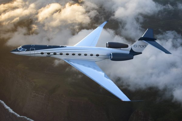 "Gulfstream introduces the all-new Gulfstream G700 - ""The industry"