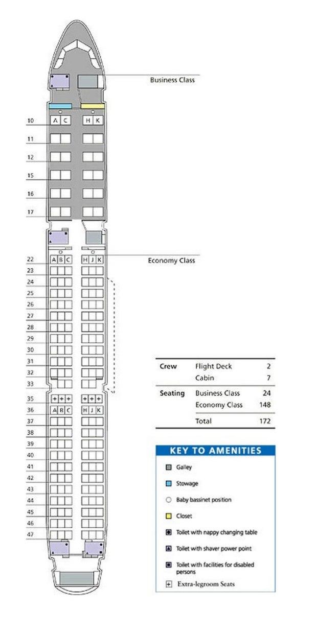 Lan Chile A Seat Plan Brokeasshomecom - Us airways arena seat map
