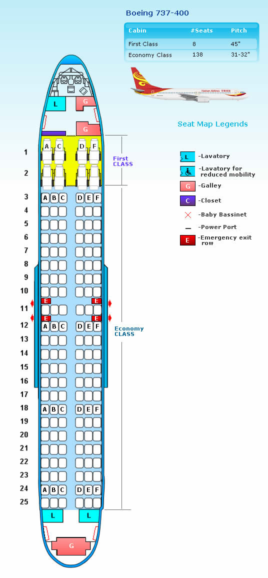 Boeing 737 Seat Map Us Airways Brokeasshome Com