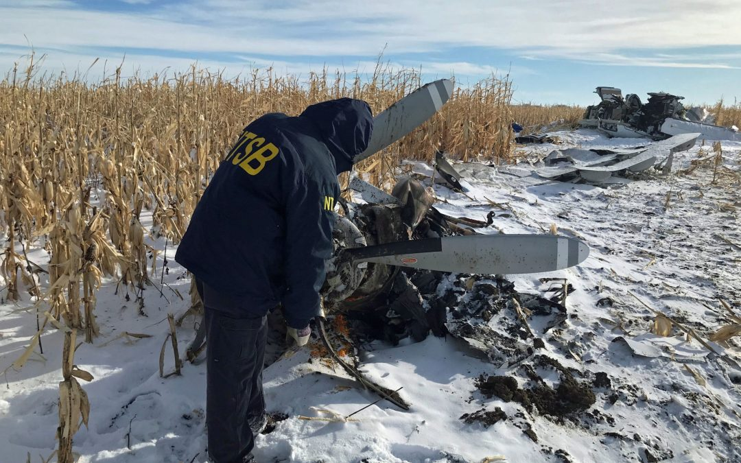 NTSB begins inquiry into Fatal South Dakota PC-12 Crash