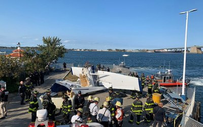 Another Seaplane Accident