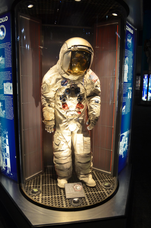 Apollo 12 Space Suit Aviationmuseum