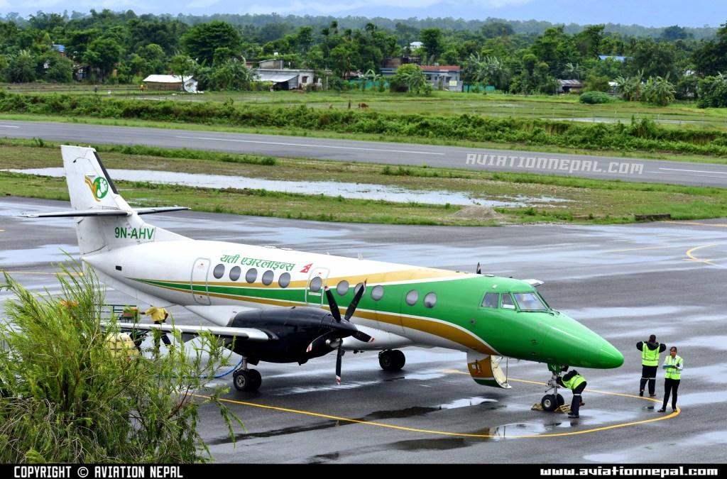 Yeti Airlines BAe Jet Stream 41 - Aviation Nepal