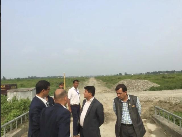 minister at biratnagar