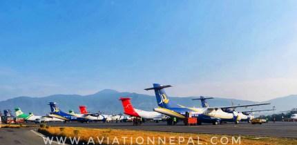 Domestic Ramp TIA - Aviation Nepal