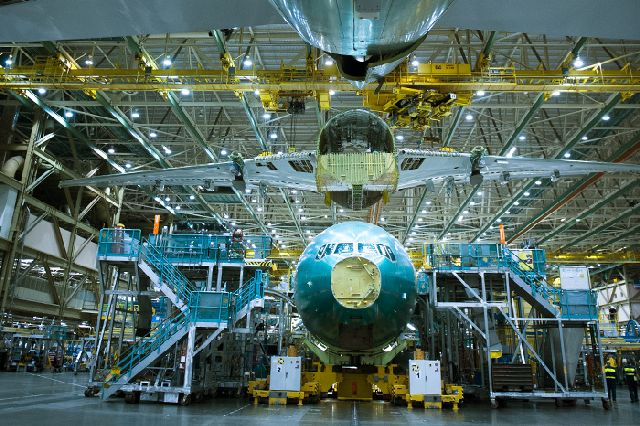 Resultado de imagen para Boeing 777 production
