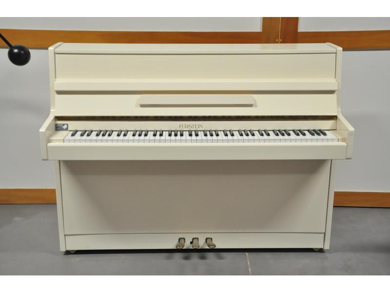 furstein piano droit en bois laque