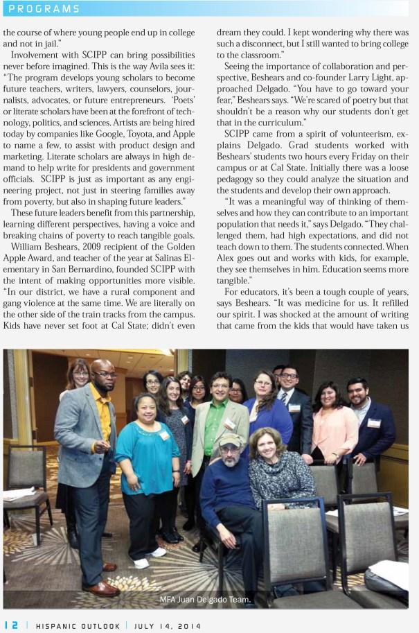 July14-Rebels Hispanic Outlook magazine article-3