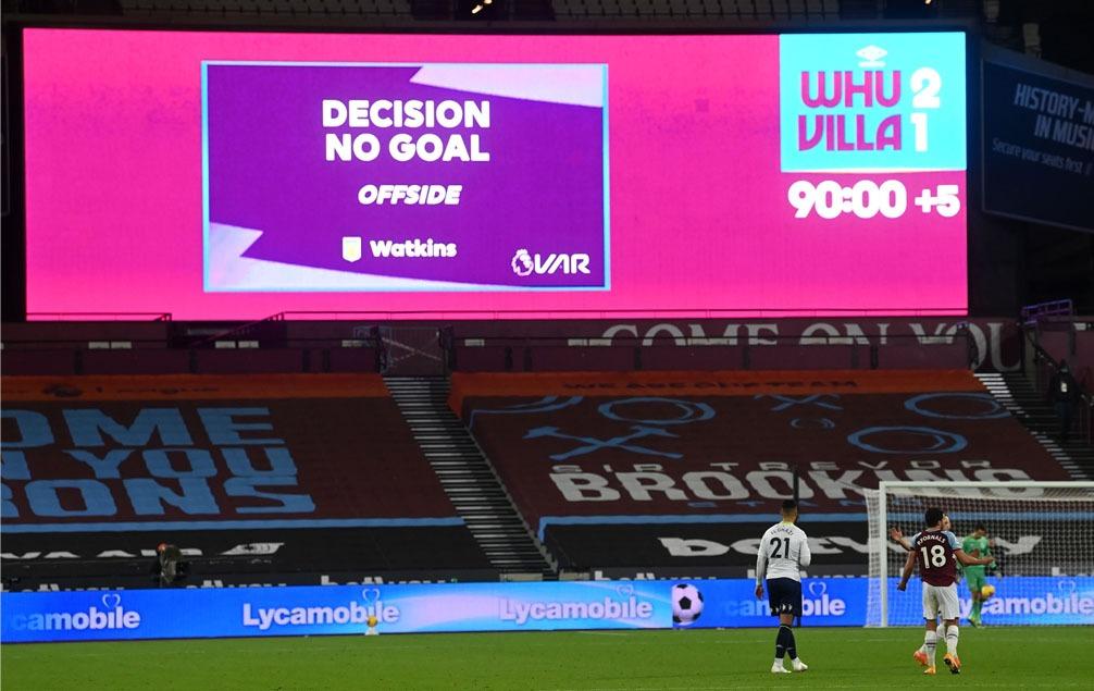 VAR has stolen our joy - AVFC - Avillafan.com - Aston Villa Fansite, Blog,  & Forum..