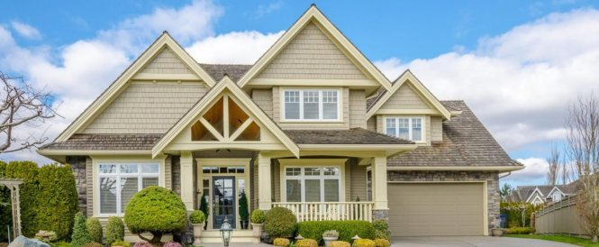 Home Exterior Painting Service