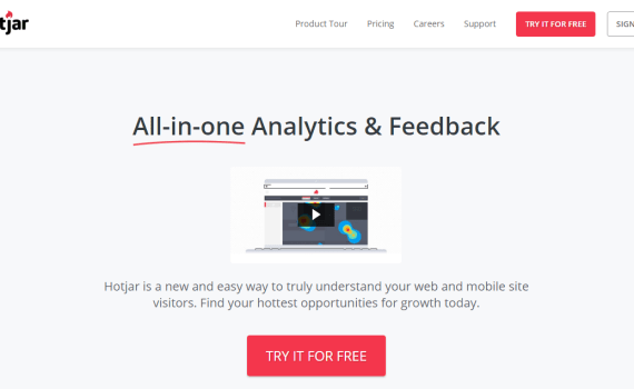Digital-Marketing-Tool-Hotjar Avinash-Dangeti