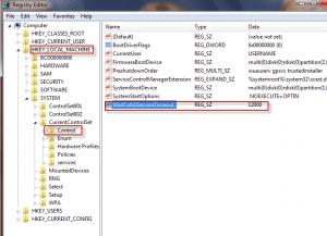 Windows 7 Fast Shutdown1