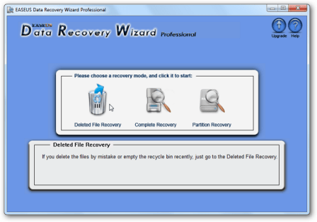 Grab EASEUS Data Recovery Wizard 4.3.6 for Free Until Feb 1 2