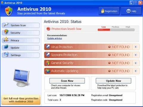 antivirus2010