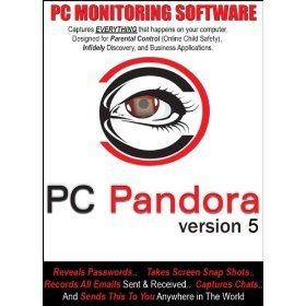 Download PC Pandora Pro (computer-monitoring software) for free worth $69.95 1