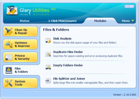 ABC 24: Glary Utilities Pro License Giveaway 4