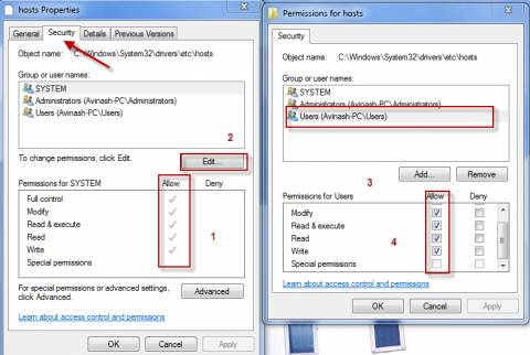 How to edit files that require Admin privileges 2
