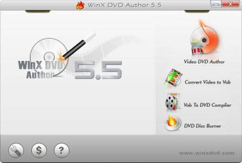 [Giveaway]: 100 Licenses of WinX DVD Author- DVD creation software 1