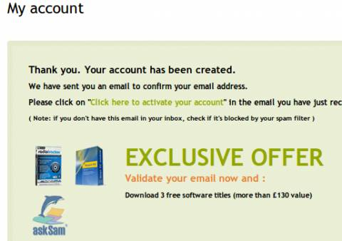 Grab Radiotracker, AskSam Standard and Smart PC worth £130 2