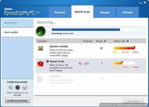 Download Uniblue SpeedUpMyPC 2010 for FREE 5