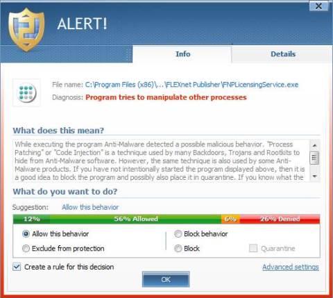 community antimalware