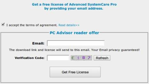 Grab Iobit Advanced SystemCare PRO Edition for FREE 2