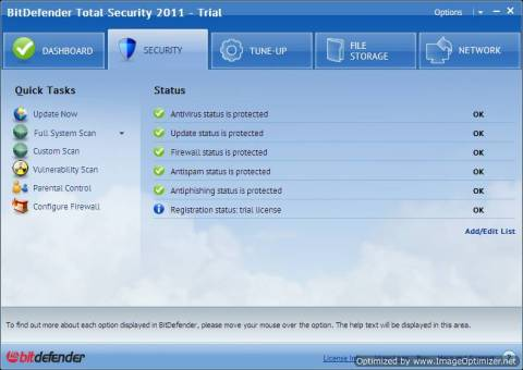 ABC 1- Bitdefender Total Security 2011 Review and Giveaway 5