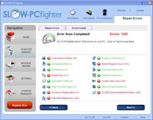 ABC 21:Optimize your PC with SLOW-PCfighter and license Giveaway 2