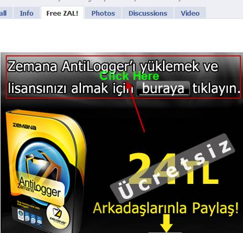 Download Zemana AntiLogger 1 year license key for Free 2