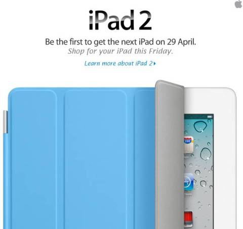 Apple iPad 2 arrives in India on 29th April (Officially) 4