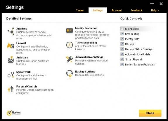 Norton 360 Version 6.0 Beta Released to Public [Download] 4