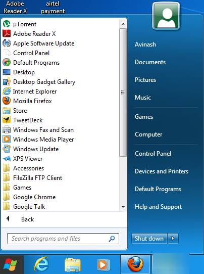 How to disable Metro UI and get old Start menu in Windows 8 like Windows 7 3