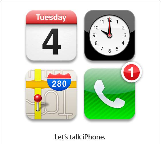 iPhone 4S 8GB, 16GB, 32GB, 64GB (4 Models) listings leaked at Vodafone Germany 3