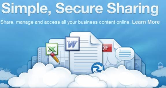 free Box.net cloud storage