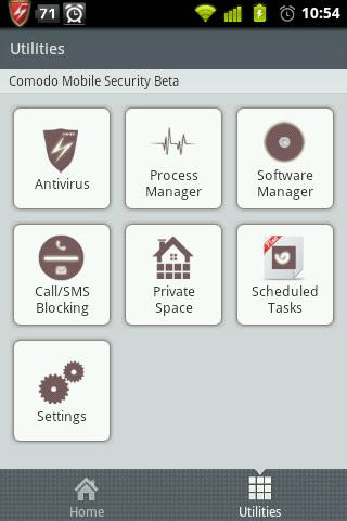 Review: Comodo mobile security with SMS, Call blocker, App locker, phone number locker 8