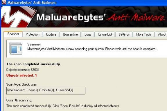 Malwarebytes Antimalware MBAM Review and License key Giveaway 4