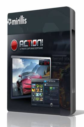 Mirillis Action! - Games and desktop recorder [Review and Giveaway] 7