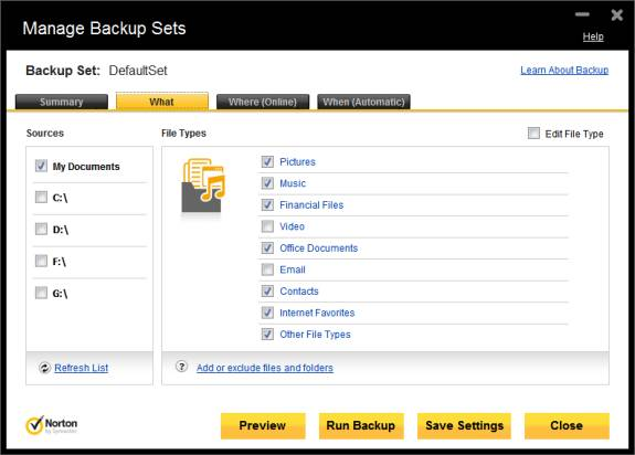 Review: Norton 360 ver 6- All in one Antivirus, Antispyware, Tuneup & Backup Solution 11