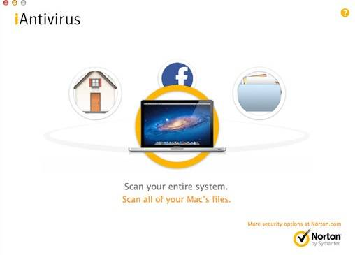 Norton (Symantec) launches iAntivirus for Macs, available in Appstore 2