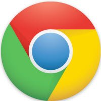 Chrome logo - Google Chrome update brings better battery life, Do not track